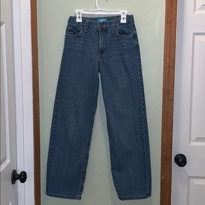 Old Navy Boys Loose fit jeans size 14 slim